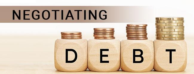 Negotiating Debt