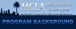 MCLA Program Backround